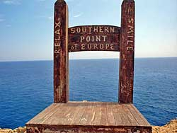 Southern Point of Europe