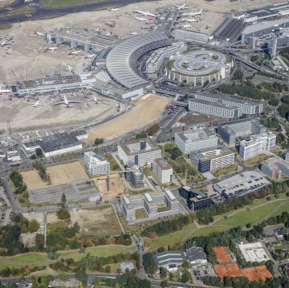 (DUS) Flughafen Düsseldorf