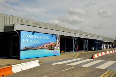 (NWI) Norwich International Airport