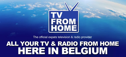 TV From Home -- Expat TV Belgium
