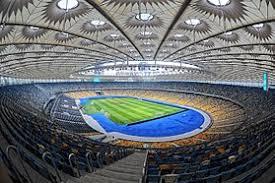Olimpiysky National Sports Complex, Kiev, Ukraine