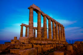 Sounion Archaeological Site